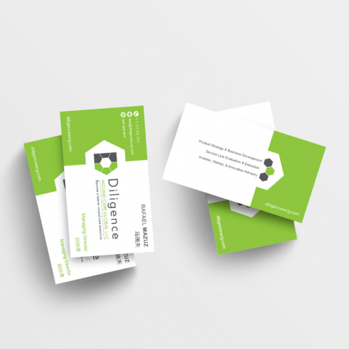 Diligence - Business Card