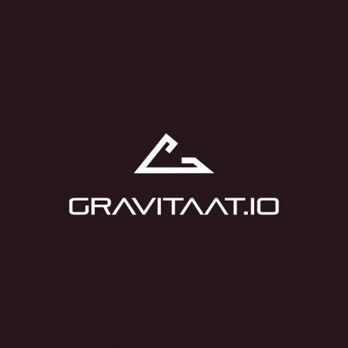Gravitaat.io - Logo Design
