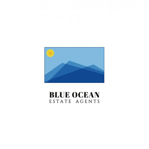 Blue Ocean Estate Agents - Logo Design