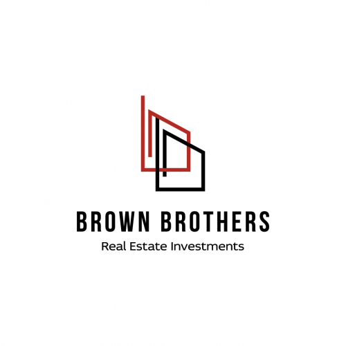 Brown Brothers Real Estate Investments - Logo Design