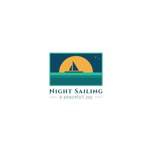 Night Sailing - Logo Design