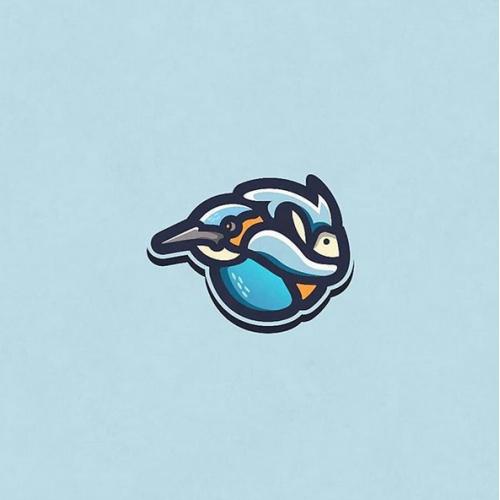 Custom Logo (Bird)