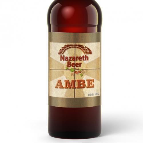 Beer Label mockup