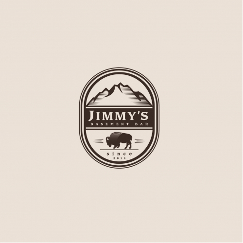 Jimmy's basement bar