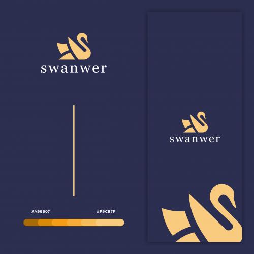 fancy swan logo