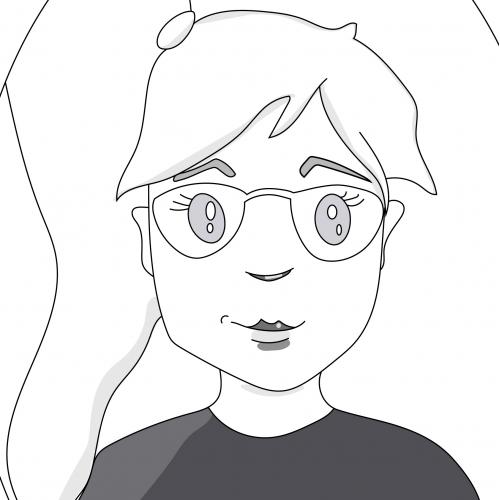 Mascot Girl