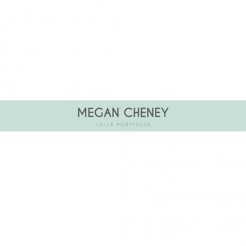 MEGAN CHENEY 15 - 16