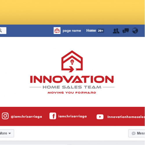 Innovation Home Facebook Cover