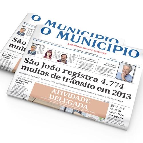 Jornal O MUNICIPIO