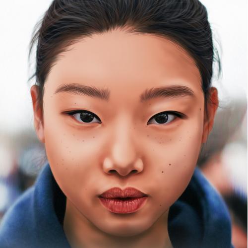 Mulan's Portrait