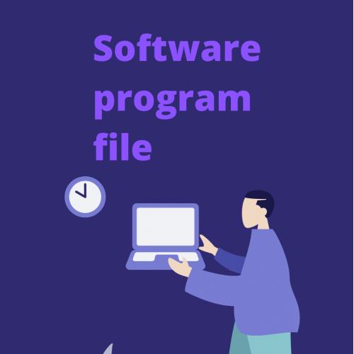 software file logo