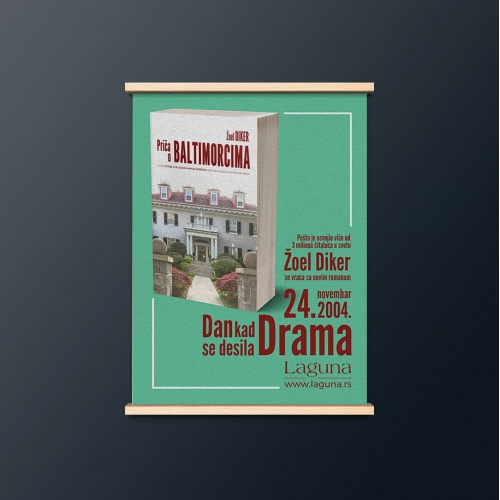 Book Promotion Poster