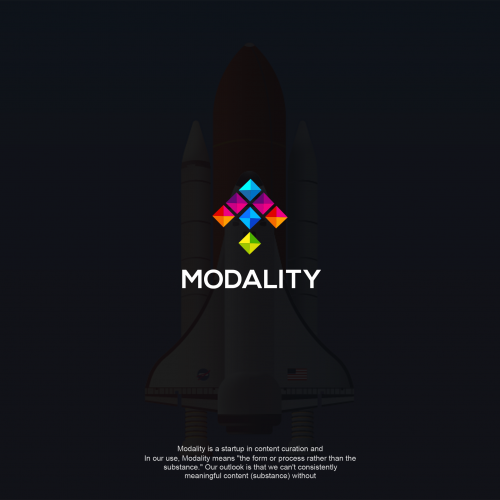 Logo Design for modality