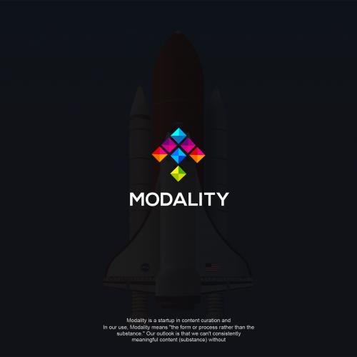 Logo Design for modality