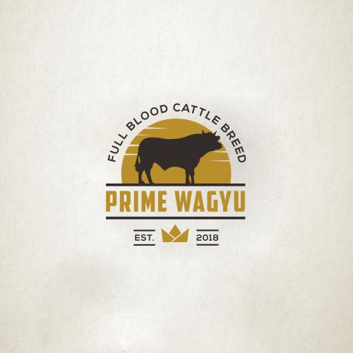 prime wagyu logo