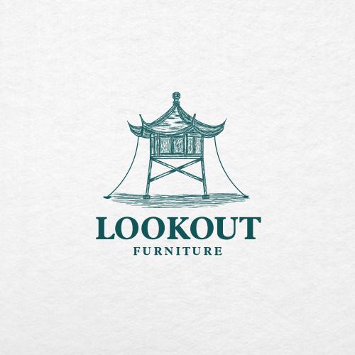 look out furniturte logo