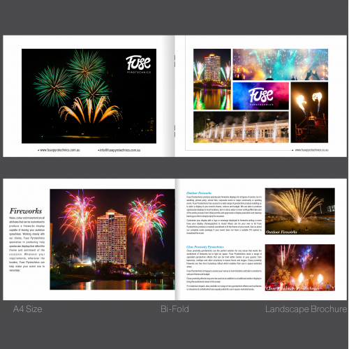 Fuse Brochue Design