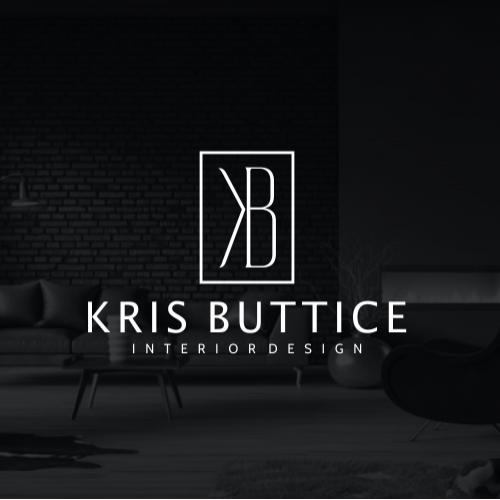 Kriss Buttice Logo brand identitiy