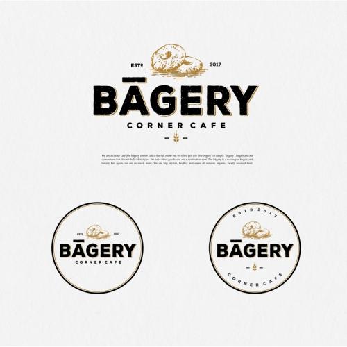 Bagery Logo Branding