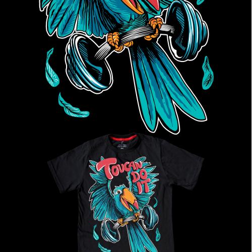 T-Shirt art  logo design also logo