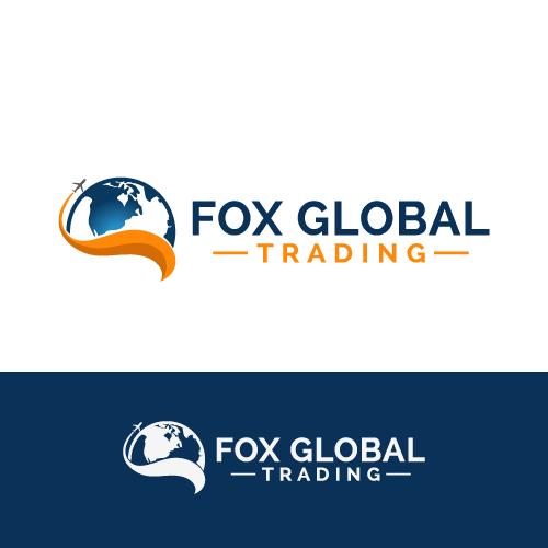 Trading company logo design
