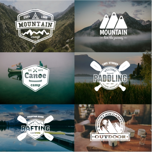 9 Extreme Outdoor Labels