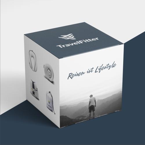 Travel Fitter - Box Design