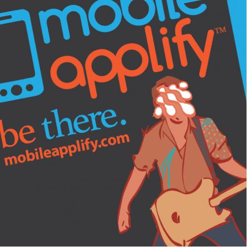 Branding for new mobile app development brand