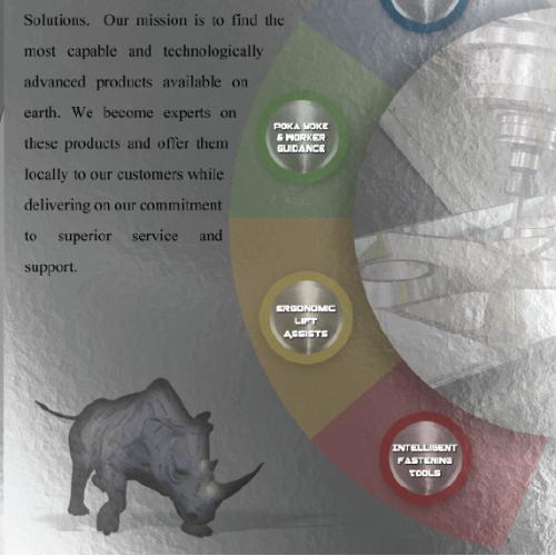 Complex Gatefold Large Format Brochure