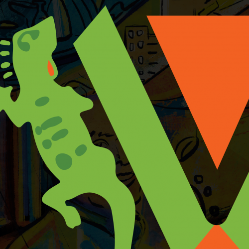 Verde Latin Restaurant Icon Design