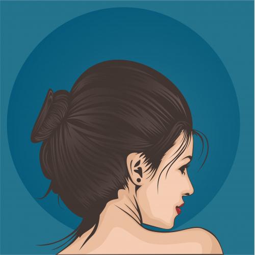 vector art desain