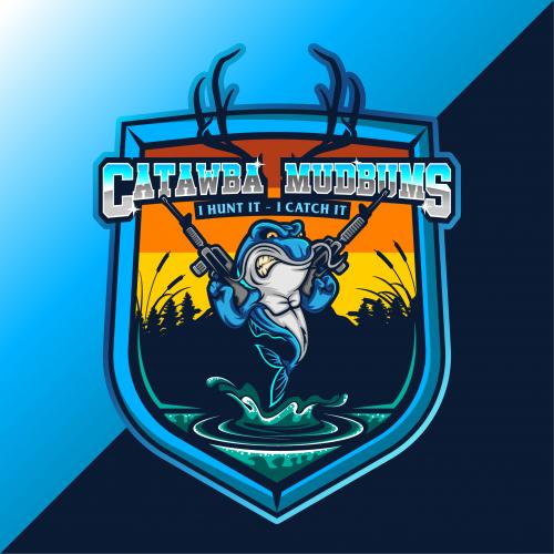 Fishing and Hunting logo