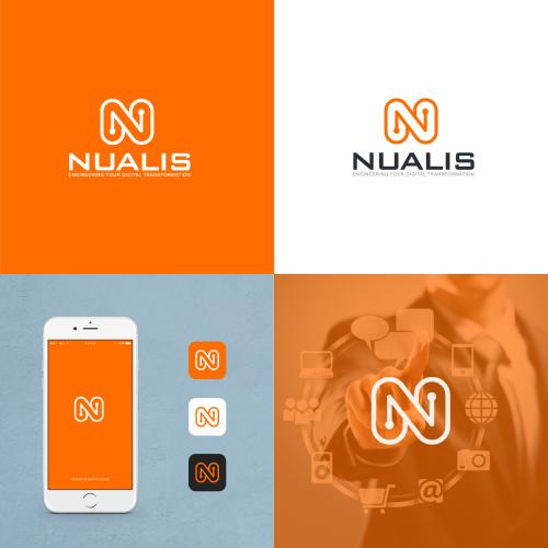 NUALIS LOGO AND APP DESIGN