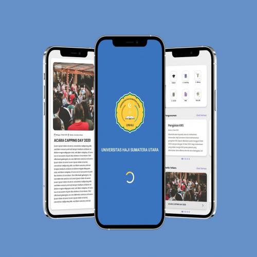 UI Mobile System Unhaj