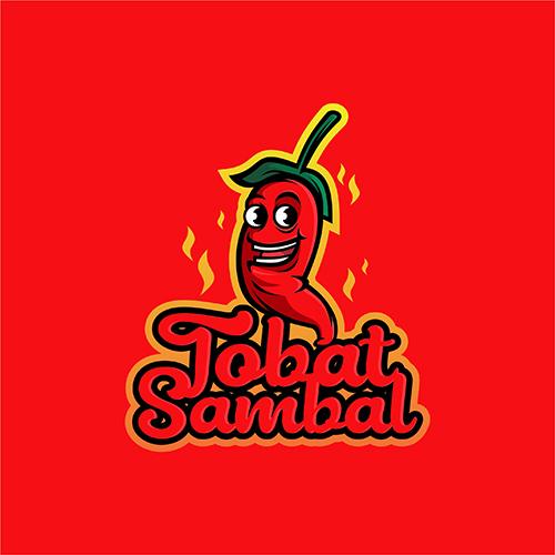 Tobat Sambal restaurant logo