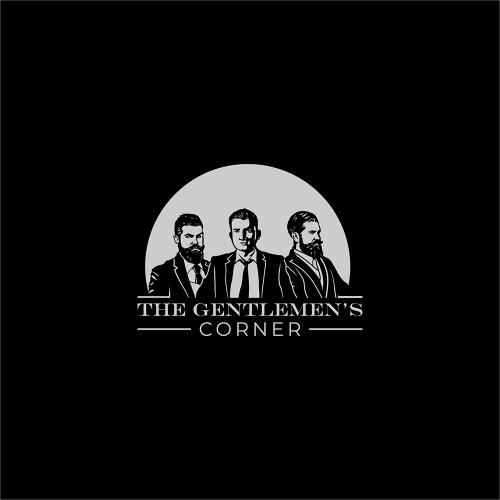 Gentleman corner logo