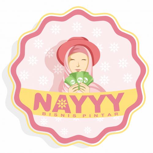 playful girl logo