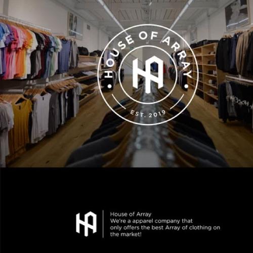 fashion logo and brand identy