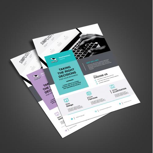 Flyer Design Concept 02