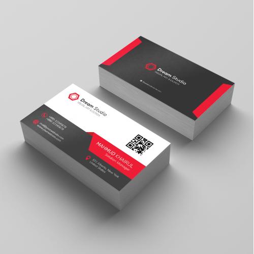 Business Card Design 03