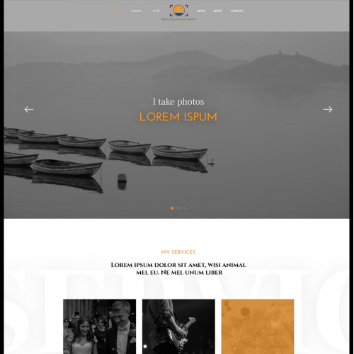 web design photography