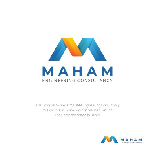 MAHAM logo