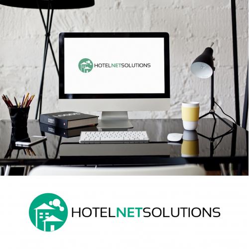 Logo designs for Hotel Net Solutions