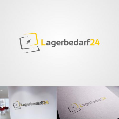 Logo designs For Lagerbedarf24