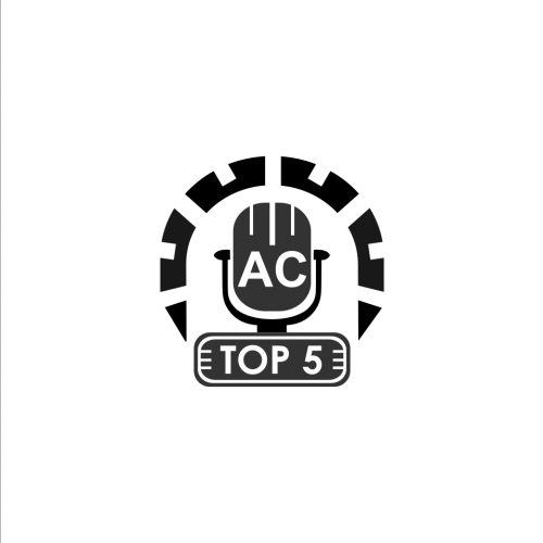 Logo design AC TOP5