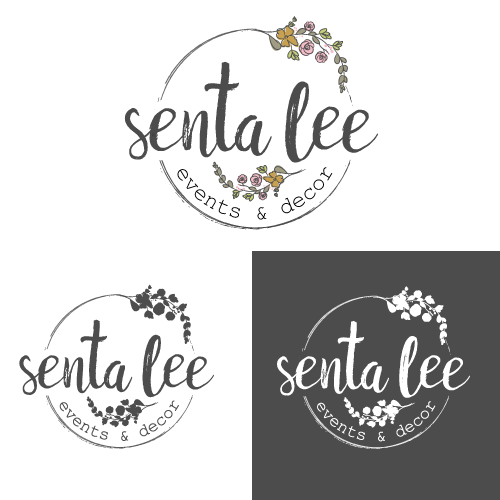 Brand Identity for an Flower