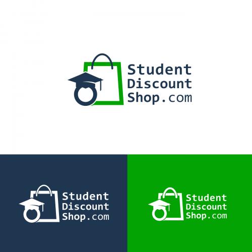 Student Discount Shop Logo