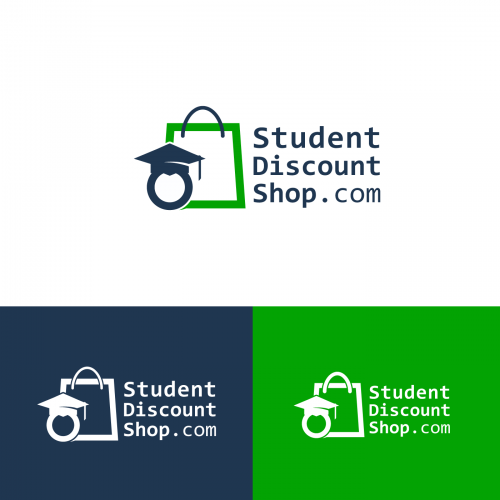 Student Discount Shop Logo