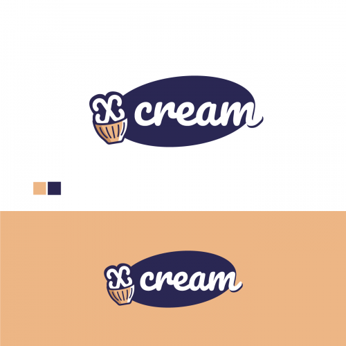 XCream Logo