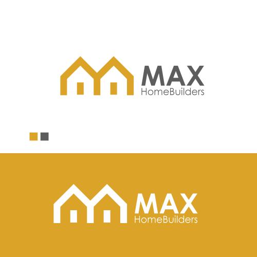 Max HomeBuilders Logo